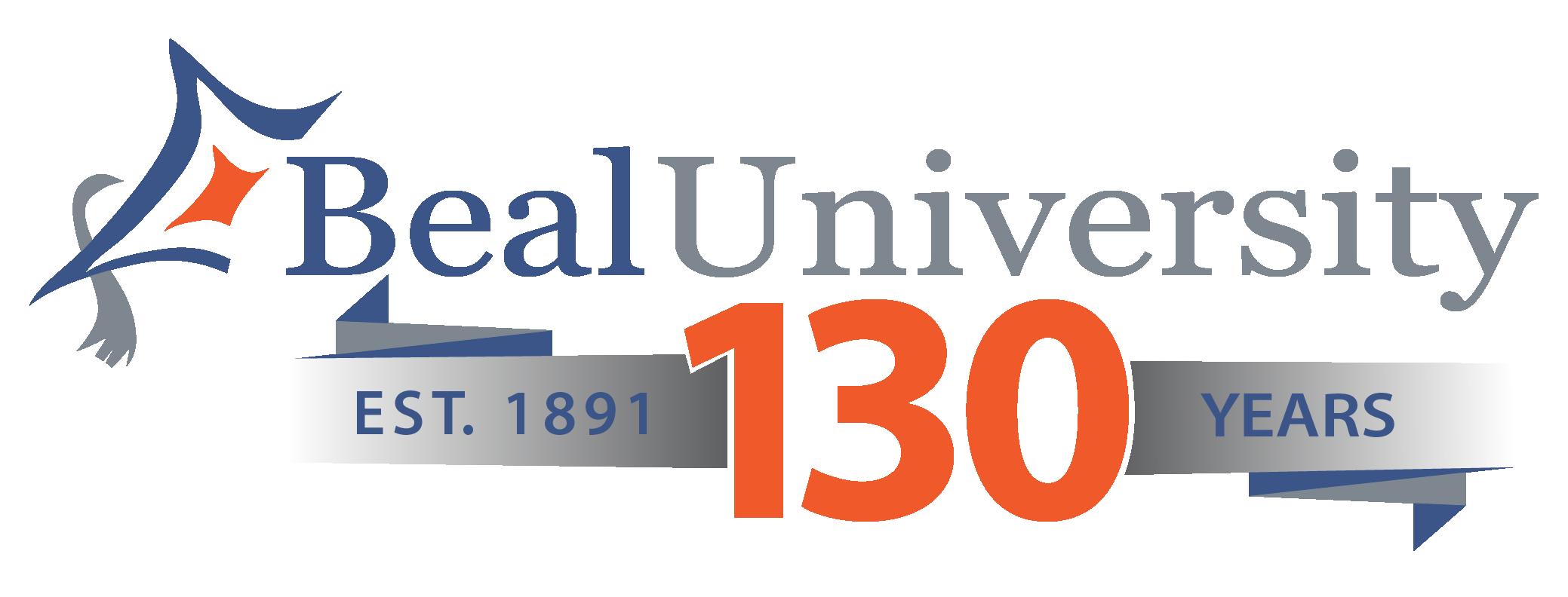Beal University Logo
